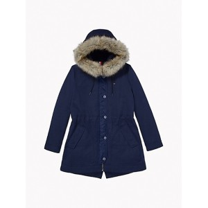 Essential Hooded Parka