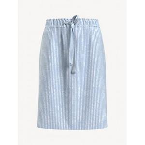 Essential Seersucker Skirt