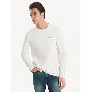 Essential Signature Long-Sleeve T-Shirt