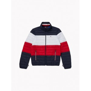 Essential Colorblock Puffer Jacket