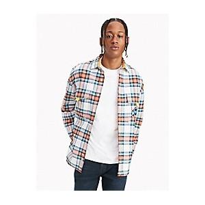 Plaid Workwear Shirt