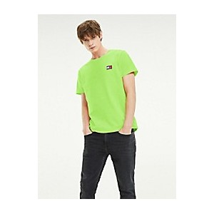 Tommy Badge Neon T-Shirt