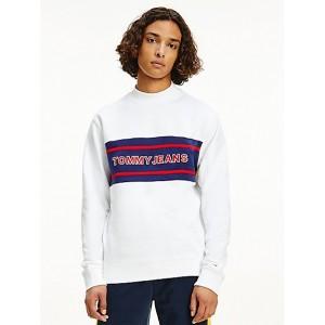 Organic Cotton Mockneck Sweatshirt