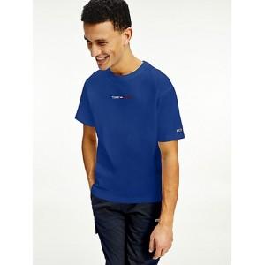 Organic Cotton Linear Logo T-Shirt