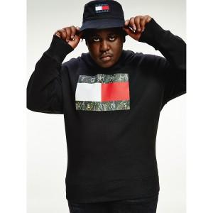 Big And Tall Organic Cotton Camo Sweatshirt