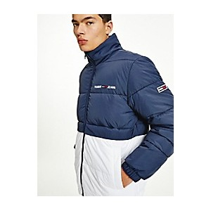 Recycled Reversible Puffer Jacket
