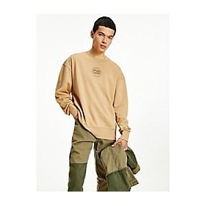 Organic Cotton Tonal Sweatshirt