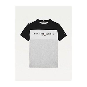 TH Kids Colorblock Logo T-Shirt