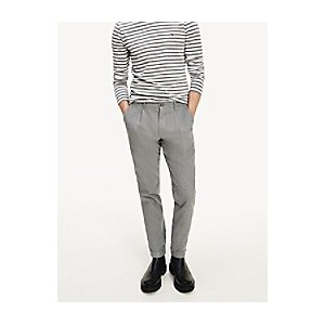 Slim Fit Brushed Cotton Chino
