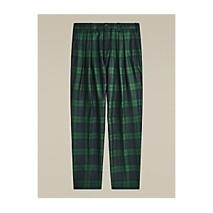 Hilfiger Collection Tapered Check Pant