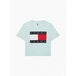 Classic Cropped Flag T-Shirt