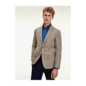 Regular Fit TH Flex Virgin Wool Blazer