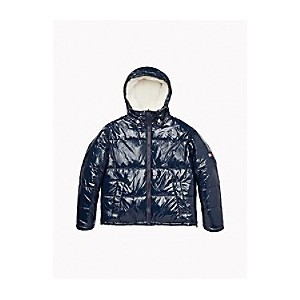 Essential Puffer With Sherpa Lining