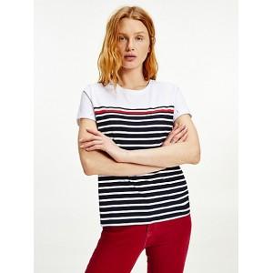 Organic Cotton Stripe T-Shirt