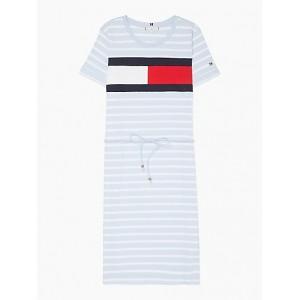 Organic Cotton Flag T-Shirt Dress