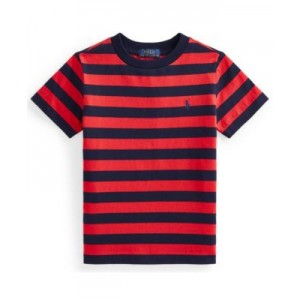 Toddler Boys Striped Jersey T-shirt