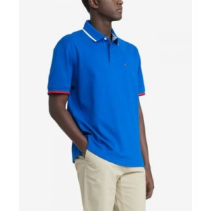 Mens Classic-Fit TH Luxe Hopkins Polo