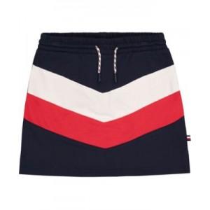 Big Girls Colorblock Skirt