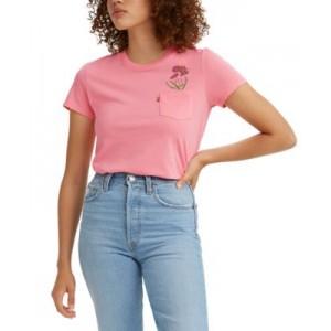 Trendy Plus Size Cotton Perfect Pocket T-Shirt