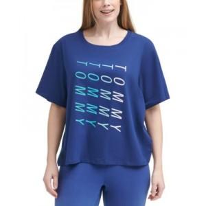 Plus Size Logo-Print T-Shirt