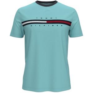 Mens Big & Tall Tino Washed Logo T-Shirt