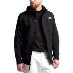 Mens Highrail Standard-Fit Hooded Fleece Jacket