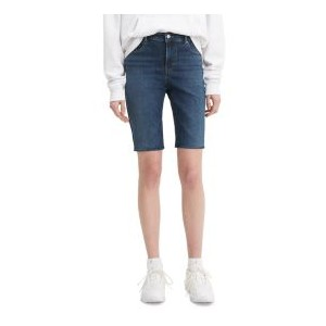 Womens Denim Bermuda Shorts