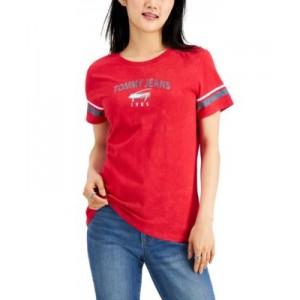 Cotton Logo-Print T-Shirt