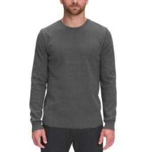 Mens All-Season Waffle Long-Sleeve Thermal Shirt