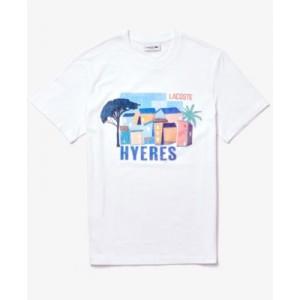 Mens Landscape Graphic T-Shirt