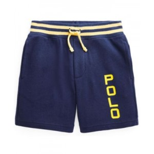 Toddler Boys Logo Spa Terry Shorts