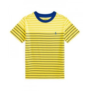 Little Boys Striped Jersey T-shirt