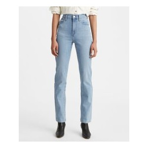 Womens 724 Straight-Leg Jeans in Long Length