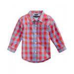 Cotton Kirk Plaid Shirt, Baby Boys