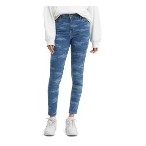 Womens 720 High-Rise Super-Skinny Jeans