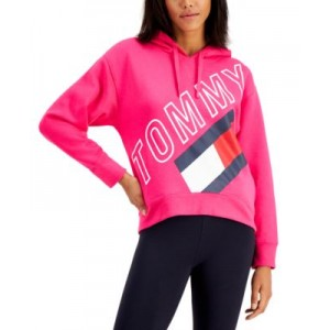 Womens Graphic Cropped Hoodie