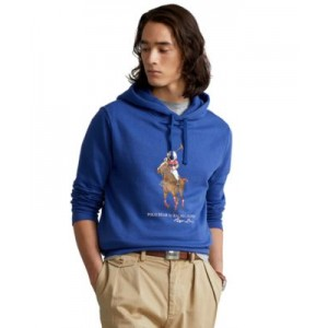 Polo Bear Fleece Hoodie