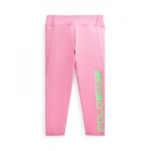 Little Girls Logo Stretch Jersey Legging