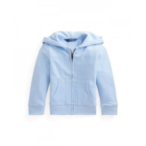 Little Girls Fleece Full-Zip Hoodie