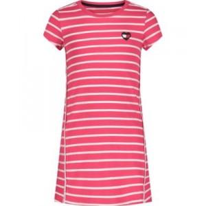 Little Girls Stripe Tee Dress