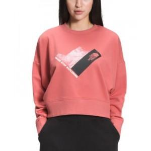 Womens Climb Graphic Sweatshirt