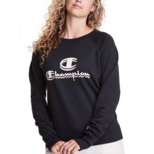 Womens Powerblend Boyfriend Crewneck Sweatshirt