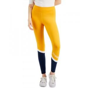 Colorblocked Full Leggings