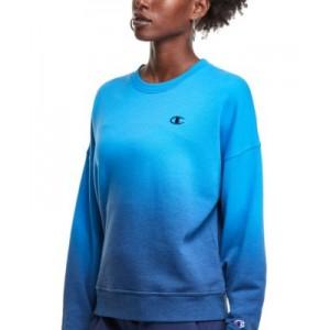 Womens Dip-Dyed Sweatshirt