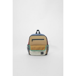 MULTICOLORED BACKPACK