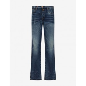 Armani Exchange J78 RELAXED STRAIGHT CUT JEANS, Relaxed Fit Jeans for Men | A|X Online Store