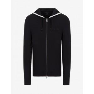 Armani Exchange HOODED SWEATER, Hoodie for Men | A|X Online Store