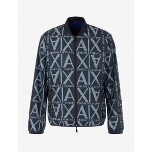 Armani Exchange TWO IN ONE BOMBER JACKET, Blouson Jacket for Men | A|X Online Store