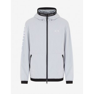 Armani Exchange HOODED JACKET, Blouson Jacket for Men | A|X Online Store