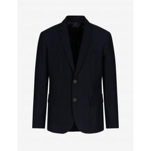 Armani Exchange LINEN VISCOSE TWILL BLAZER, Blazer for Men | A|X Online Store